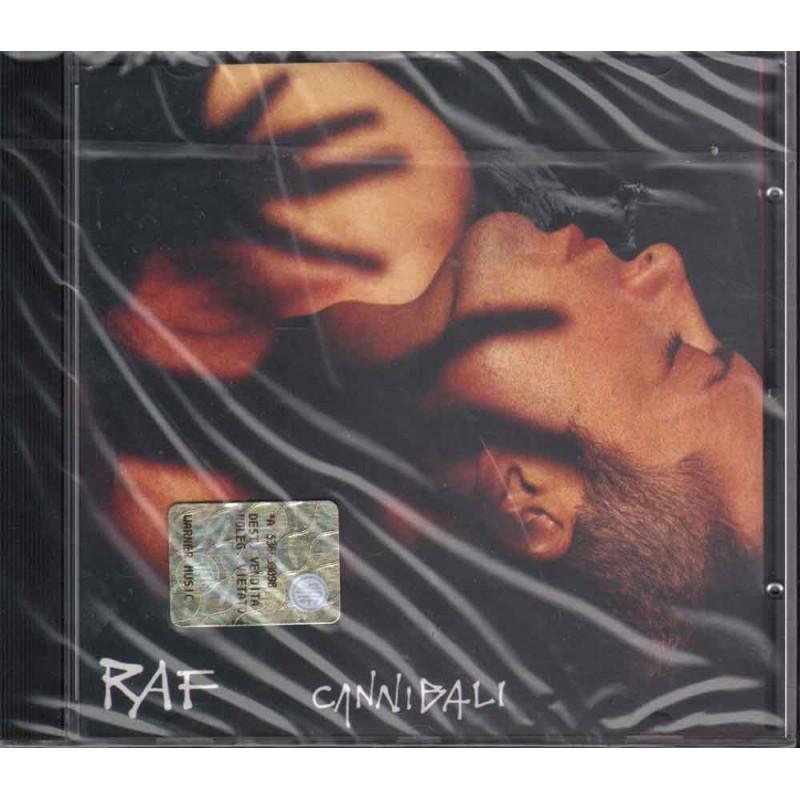 Raf CD Cannibali - CGD – 4509 93971-2 Sigillato 0090317278025