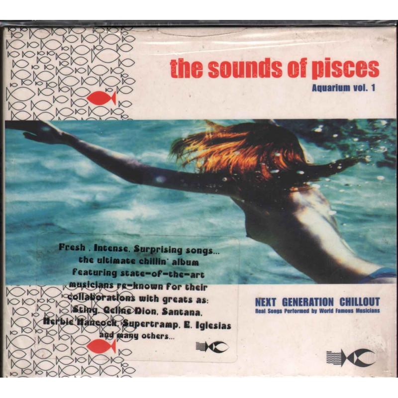 AA.VV. CD Sound Of Pisces Aquarium Vol 1 Sigillato 8017754901875