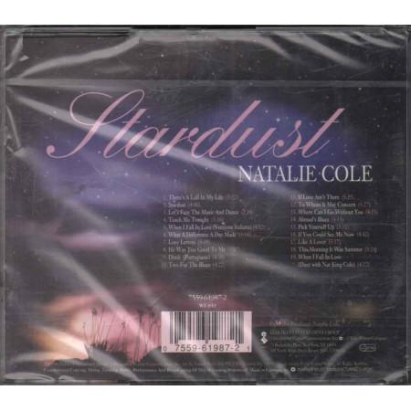 Natalie Cole CD Stardust Sigillato 0075596198721