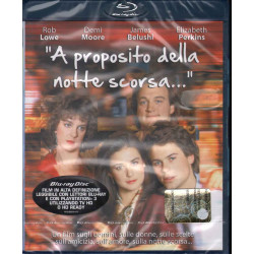 A Proposito Della Notte Scorsa BRD Blu Ray Sharon Stone Sigillato 8013123029010