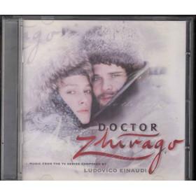 Ludovico Einaudi CD Doctor Zhivago OST Soundtrack Universal 472 802-2