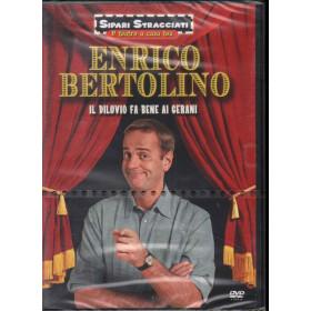 Enrico Bertolino DVD Il Diluvio Fa Bene Ai Gerani Sigillato 7321958891117