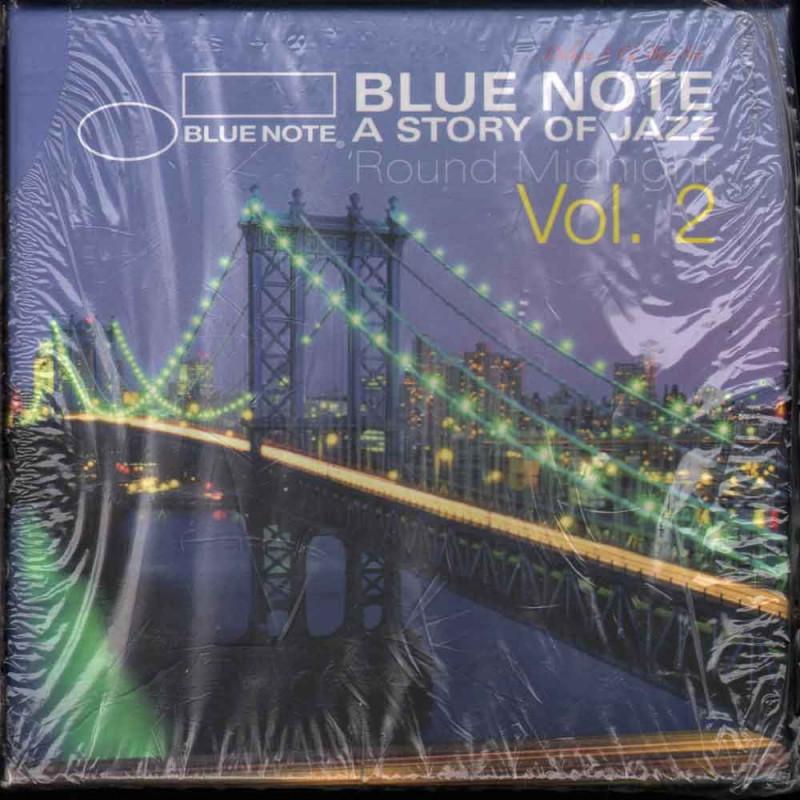 AA.VV. CD Blue Note A Story Of Jazz: 'Round Midnight Vol 2 Sigillato 0094638829621