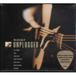 AA.VV. ‎CD The Very Best Of MTV Unplugged Sigillato 0731458354529
