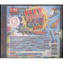AA.VV. ‎CD Hit Mania Estate 2008 / Magika ‎80224251341 Sigillato