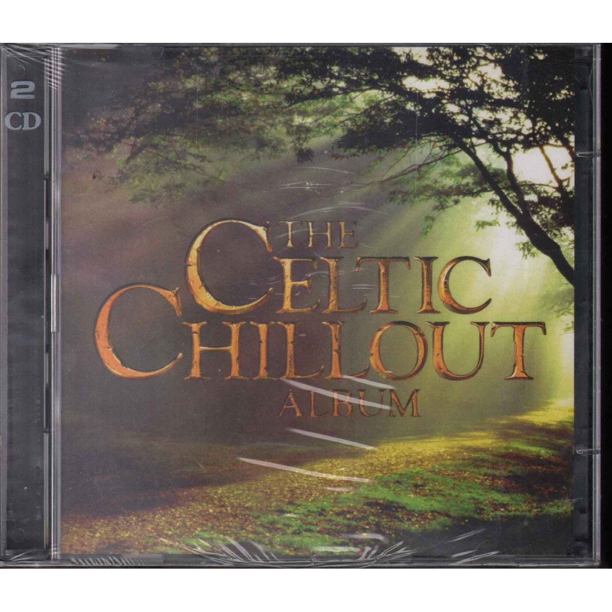 Ryan & Rachel O'Donnell ‎2 CD The Celtic Chillout Album Sigillato 0602498077597