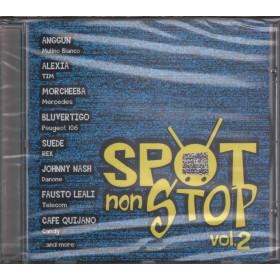 AA.VV. CD Spot Non Stop Vol. 2 / EPC 501 726 2 Sigillato 5099750172629