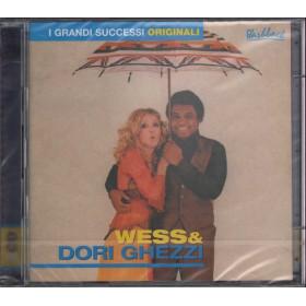 Wess & Dori Ghezzi 2 CD I Grandi Successi Flashback Sigillato 0743217586621