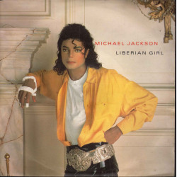 "Michael Jackson Vinile 7"" 45giri Liberian Girl / Girlfriend Nuovo 5099765494709"