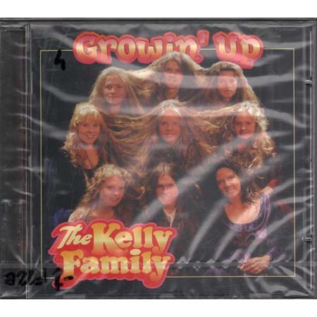 The Kelly Family -  CD Growin' Up - Olanda Nuovo Sigillato 0724382302926