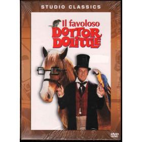 Il Favoloso Dr. Dolittle DVD Rex Harrison Sigillato 8010312068591