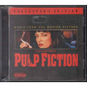 AA.VV. CD Pulp Fiction Collector's Edition OST Sigillato 0008811304324