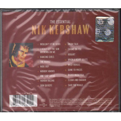 Nik Kershaw CD The Essential Nik Kershaw / Spectrum 0731454432924