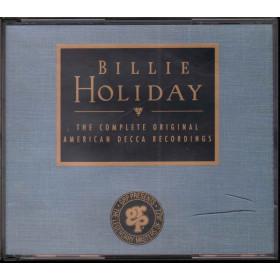 Billie Holiday CD The Complete Original American Decca Recordings Nuovo 0011105260121