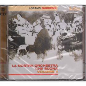 AA.VV. 2 CD La Nostra Orchestra Che Suona Vol. 1 Sigillato 0743219610621