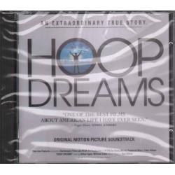 AA.VV. CD  Hoop Dreams OST Sigillato 0011105402927