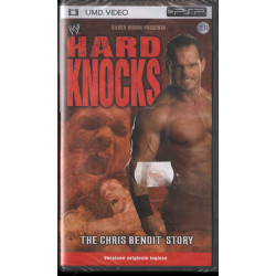 Hard Knocks The Chris Benoit Story Wrestling UMD Sigillato 5021123113328
