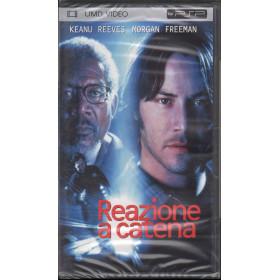 Reazione a Catena UMD PSP Keanu Reeves / Morgan Freeman Sigillato 8010312060021