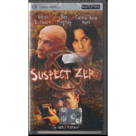 Suspect Zero UMD PSP Aaron Eckhart / Ben Kingsley Sigillato 8013123009968