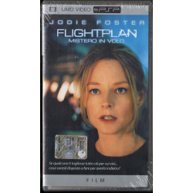 Flightplan - Mistero in volo UMD PSP Jodie Foster Sigillato 8717418077129