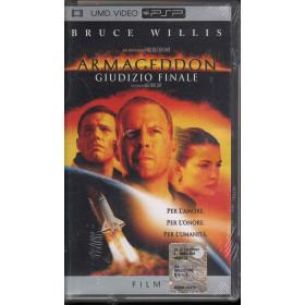 Armageddon - Giudizio finale UMD PSP Bruce Willis Sigillato 8717418074623
