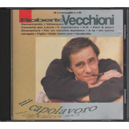 Roberto Vecchioni CD Il Capolavoro - Il Meglio di Vecchioni / Philips  Nuovo