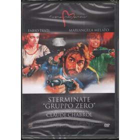 "Sterminate ""Gruppo Zero"" DVD F. Testi / M. Melato Sigillato 8032442204090"