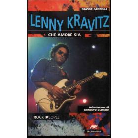 Lenny Kravitz - Che amore sia Libro 9788879661973