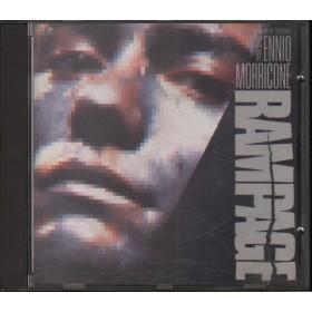 Ennio Morricone CD Rampage Nuovo 5012981249120