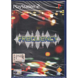 Frequency Videogioco Playstation 2 PS2 Nuovo Sigillato 0711719370529
