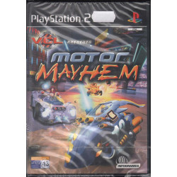 Motor Mayhem Videogioco Playstation 2 PS2 Sigillato 3546430019207