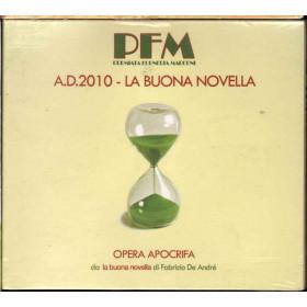 Premiata Forneria Marconi PFM CD A.D. 2010 La Buona Novella Sig 4029759049029