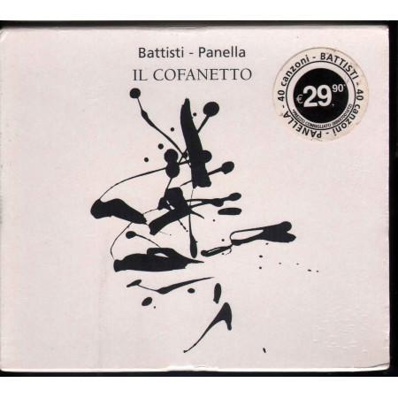 Lucio Battisti 3 CD Battisti – Panella Il Cofanetto Sigillato 0886970016124