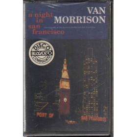 Van Morrison 2 x MC7 A Night In San Francisco Sigillata 0731452129048