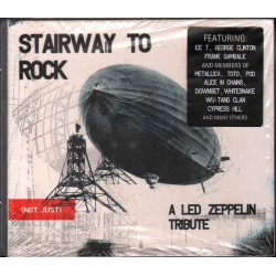 Stairway To Rock (Not Just) A Led Zeppelin Tribute CD Sigillato 4029758477328