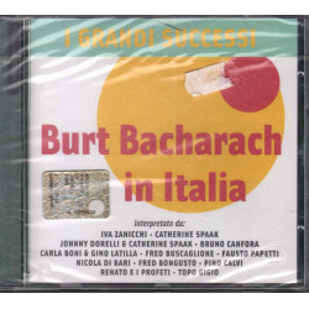 AA.VV. CD I Grandi Successi: Burt Bacharach In Italia Sigillato 5051011465123
