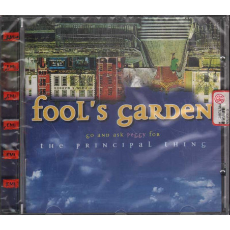 Fool's Garden CD Go And Ask Peggy For The Principal Thing Sig 0724382260028