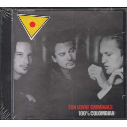 Fun Lovin' Criminals CD 100% Colombian Nuovo Sigillato 0724382314028
