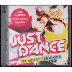 AA.VV. 2 CD On Just Dance - The Biggest Club Remixes Sigillato 0602527229522