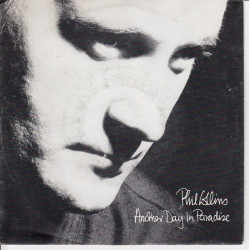 Phil Collins ‎- Another Day In Paradise Heat On The Street