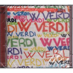 AA.VV. 2 CD W Verdi Flashback Sigillato 0828766074628