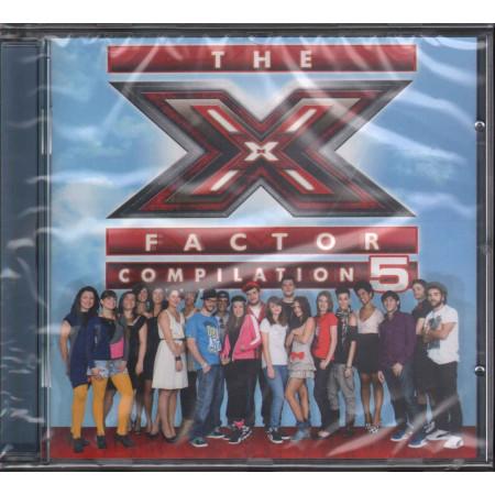 AA.VV. CD X Factor 5 Compilation Sigillato 0886919050028