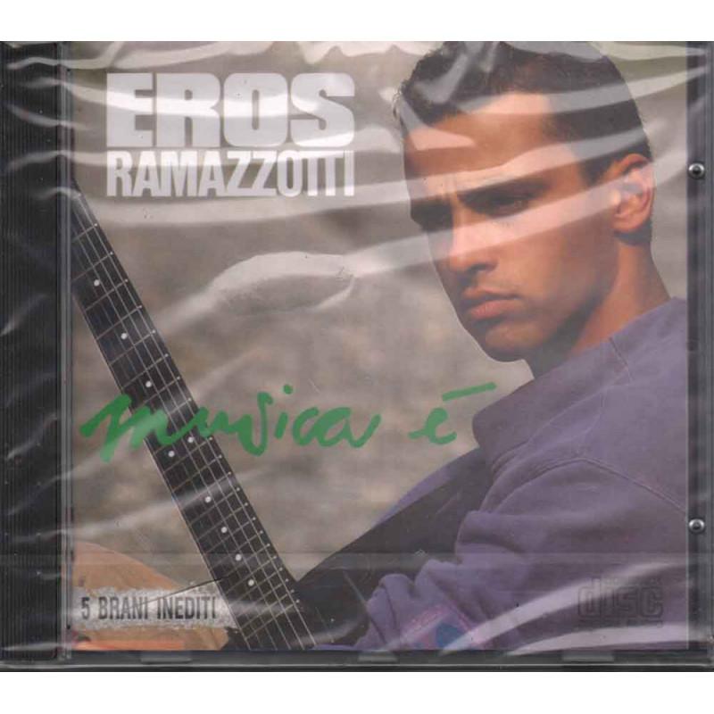 Eros Ramazzotti CD Musica E' Nuovo Sigillato 0743219242525