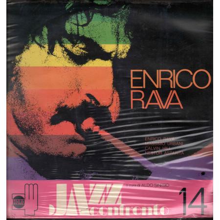 Enrico Rava Lp Vinile Jazz A Confronto 14 Sigillato Horo Records 