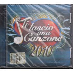 AA.VV. CD Ti Lascio Una Canzone 2010 / RAI Rhino Records 5051865936558 Sigillato
