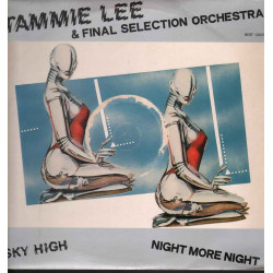 "Tammie Lee & Final Selection ‎Vinile 12"" Sky High / Night More Night Nuovo"