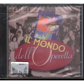 Gallino Cesare CD Il Mondo Dell'Operetta Sigillato 0685738438525