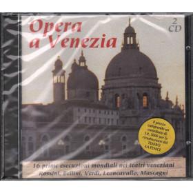 AA.VV. 2 CD Opera A Venezia Sigillato 0743213606729