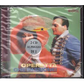 AA.VV. 2 CD Operetta Che Passione ! Flashback Sigillato 0743217513825