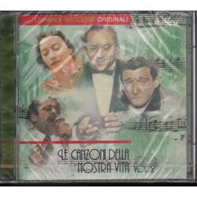 AA.VV. CD Le Canzoni Della Nostra Vita Vol 2 Flashback Sigillato 0743218719424